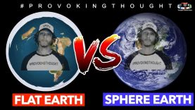TCA FLAT EARTH VS SPHERE EARTH 🎶