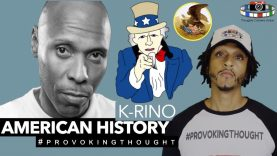TCA Panel Guest K- Rino Topic: American History in the