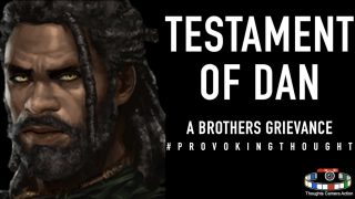TESTAMENT OF DAN – 12 TRIBES PATRIARCH