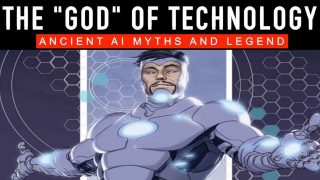 "THE ""GOD"" OF TECHNOLOGY – ANCIENT ARTIFICIAL INTELLIGENCE ""MYTHS AND"