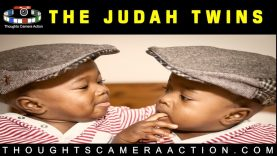 THE JUDAH TWINS, STAFF, GIRDLE AND DIADEM