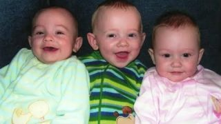 TRIPLETS All Become Autistic Within HOURS of Vaccination