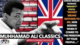 The Best of Muhammad Ali 🥊 #LESTWEFORGET