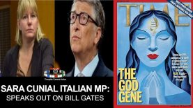 The God Gene | 🇮🇹Sara Cunial Italian MP Rebukes Bill