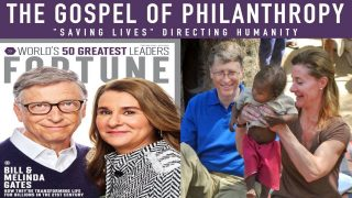 The Gospel of Philanthropy Saving Lives Directing Humanity