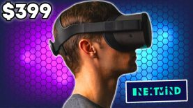 The World's First VR Brain-Computer Interface for $399 | NextMind