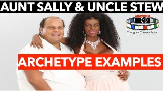 Uncle Stew & Aunt Sally Transracial Archetypal Examples #ThrowBackVideo