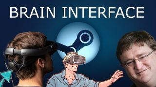 Virtual Reality – Valve's Brain-to-Computer Interface