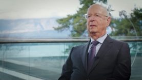 WEF founder Klaus Schwab on what to expect from Davos