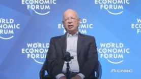WEF founder: Must prepare for an angrier world