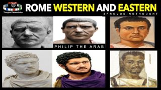 WESTERN & EASTERN ROME | EDOM THE PEOPLE THAT HISTORY