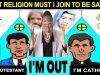 WHAT CHRISTIAN DENOMINATION MUST I JOIN TO BE SAVED? I'M