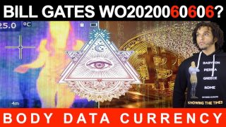 WO/2020/060606 BILL GATES: BODY DATA ACTIVITY CURRENCY 💱💲
