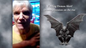 Warning! Demon possessions in people that seem normal but things