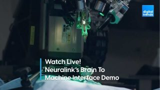 Watch Live! Elon Musk's Neuralink Demonstrates Its Brain To Machine