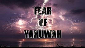 Who do you fear? Yahuwah or Man?