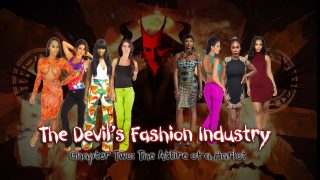 Women's Clothing: Attire of a Harlot, The Devils Fashion Industry