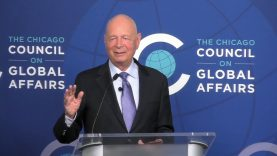 World Economic Forum Founder Klaus Schwab on the Fourth Industrial