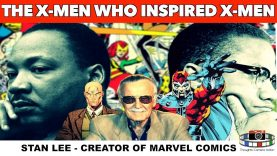 X MEN WHO INSPIRED X MEN KNEW THEY WERE ….?