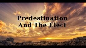 Yah's Plan & Purpose Even For The Wicked – Predestination