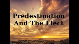 Yah's Power: His Providence and Sovereignty – Predestination 4