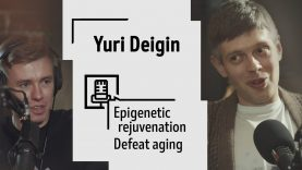 Yuri Deigin on epigenetic rejuvenation, longevity research and transhumanists in