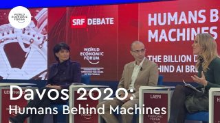 Yuval Noah Harari: Humans behind Machines – Davos 2020