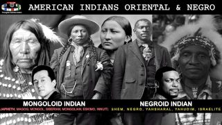 🇺🇸 AMERICAN INDIANS: ORIENTAL INDIANS AND NEGRO INDIANS | DON'T GET TRIGGERED 😤
