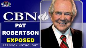 CBN PAT ROBERTSON EXPOSED