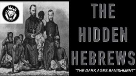 "Hidden Hebrews: ""The Dark Ages Banishment"" Lest We Forget"