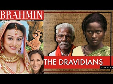 INDIA CASTE DRAVIDIANS BRAHMIN SUPREMACY AMERICA AND KAMALA HARRIS