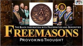 The Black Freemasonry Fraternities/Sororities (extended version)