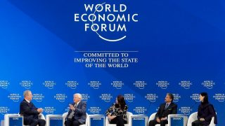 'Great Reset' in Davos at the forefront of a 'great
