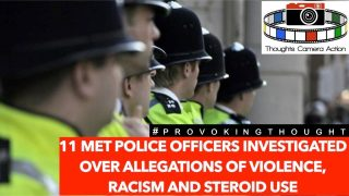 🇬🇧11 UK police officers scrutinised over claims of violence and