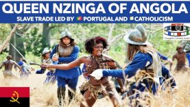 1583 – 1622 🇦🇴QUEEN NZINGA OF ANGOLA WHO RESISTED THE