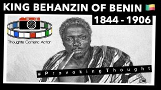 🇧🇯1844-1906 Béhanzin, King of Dahomey (Benin) and the deceitful 🇫🇷French