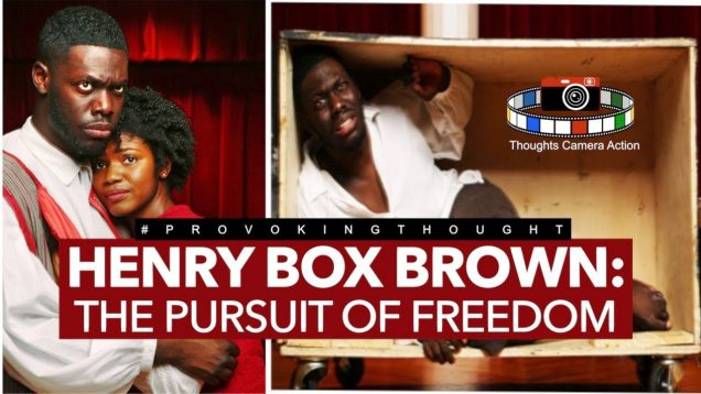 🇺🇸1848 HENRY BOX BROWN: THE PUSUIT OF FREEDOM #LESTWEFORGET🌺