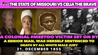🇺🇸1855 The State of Missouri Vs Celia The Brave a