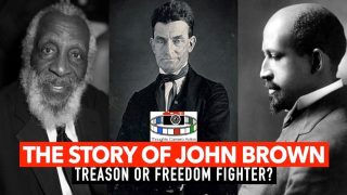 🇺🇸 1859 THE STORY OF JOHN BROWN:THE LIBERATOR OF SLAVES