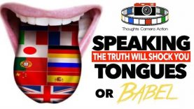 2/2 SPEAKING TONGUES OR BABEL