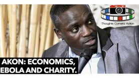 🇸🇳AKON TELLS HIS OPINION ON WHITE SAVIOURS, EBOLA AND CHARITY
