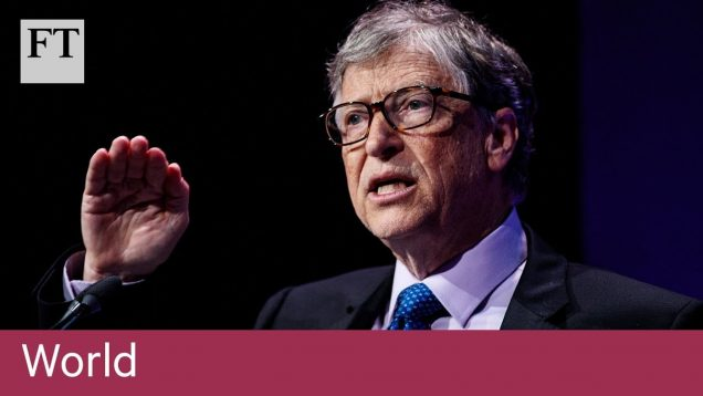 Bill Gates on Africa's population boom and the risk of