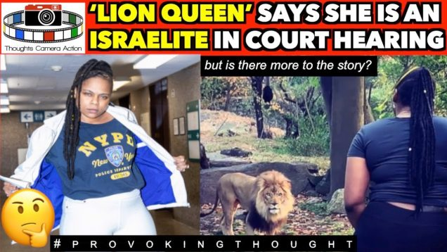 Bronx Zoo 'Lion Queen' says she is an Israelite in