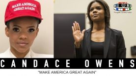 "🇺🇸CANDACE OWENS ""MAKE AMERICA GREAT AGAIN"""