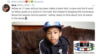 """🇬🇧Cornwall School Tells 11 yr old pupil """"HE NEEDS to"""