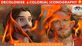 "DECOLONISE: Should false ""jesus"" iconography (including name) be forsaken?"
