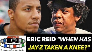 🇺🇸 ERIC REID: JAY-Z 'moving past' protests, cozying up to