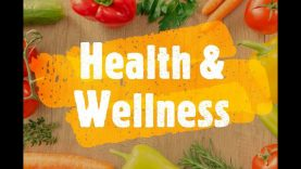 HEALTH AND WELLNESS: FEAT SPECIAL GUEST