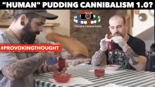 🇪🇸😲HUMAN PUDDING: CANNIBALISM 1.0 ?