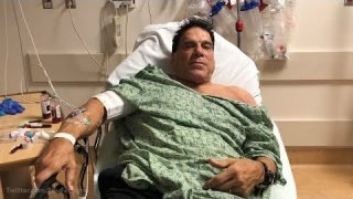 """""""Incredible Hulk"""" Lou Ferrigno hospitalized after vaccination goes horribly wrong"""